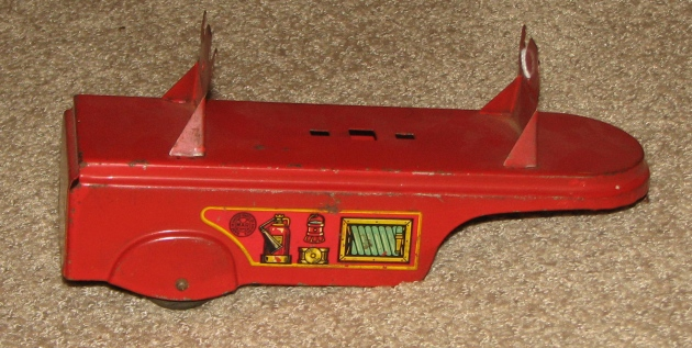 Marx Fire ladder